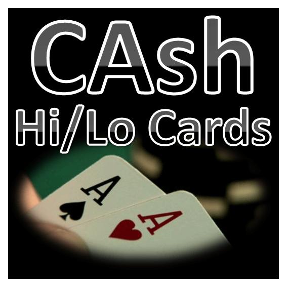 Hi Lo Cards